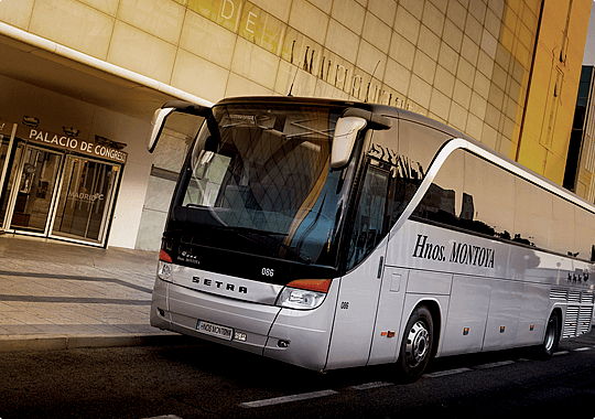 Bus rental in Madrid. Know our history