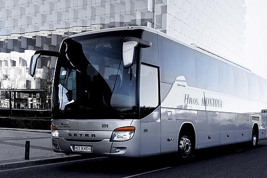 Alquiler de autobuses standard