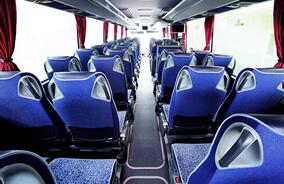 Rental of standard buses