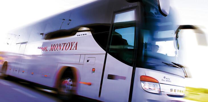 El transporte especial y discrecional crece un 2,8%