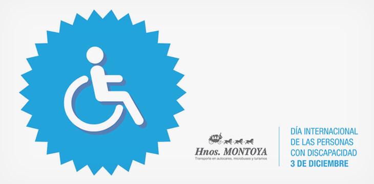 Celebramos el Día Internacional de las Personas con Discapacidad