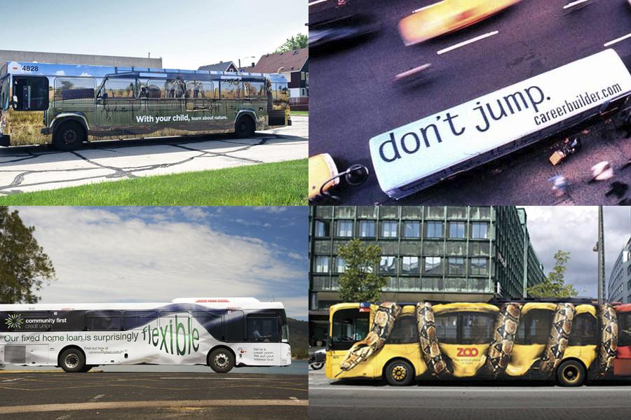 El interés por la publicidad en autobuses en Madrid aumenta