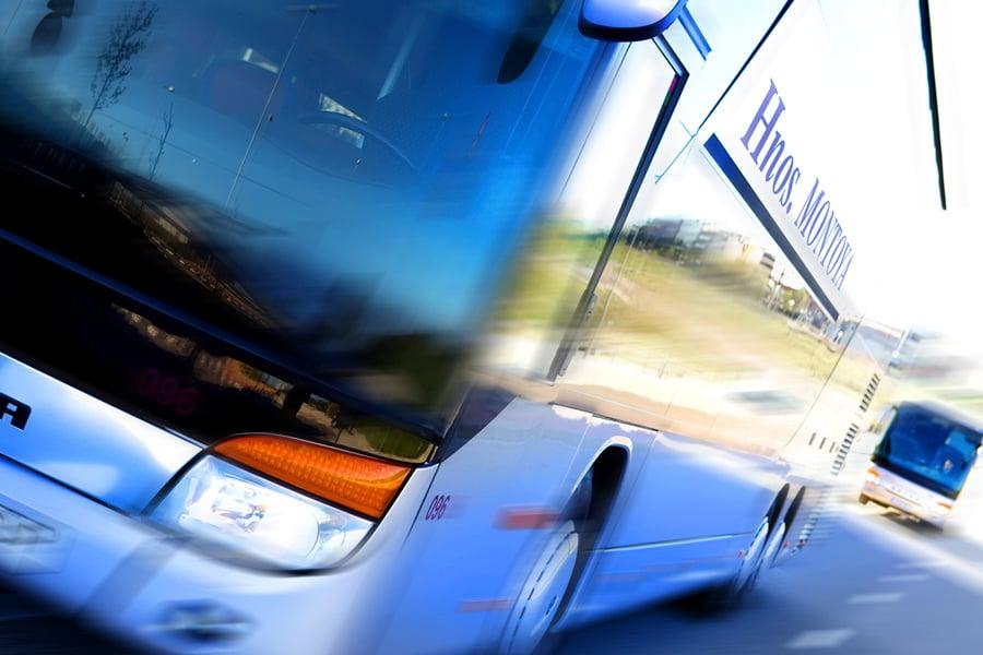 El sector del transporte en autocar de Madrid se moderniza