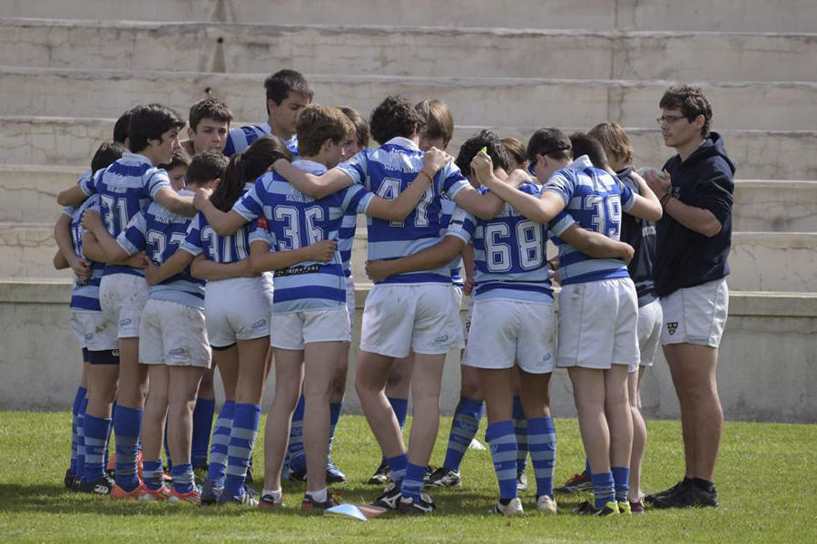 Hnos Montoya sponsert das XI. Internationale Rugbyturnier für Kinder