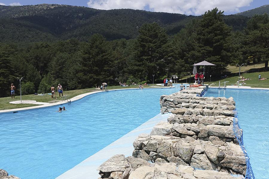 Las piscinas naturales favoritas de los madrileños
