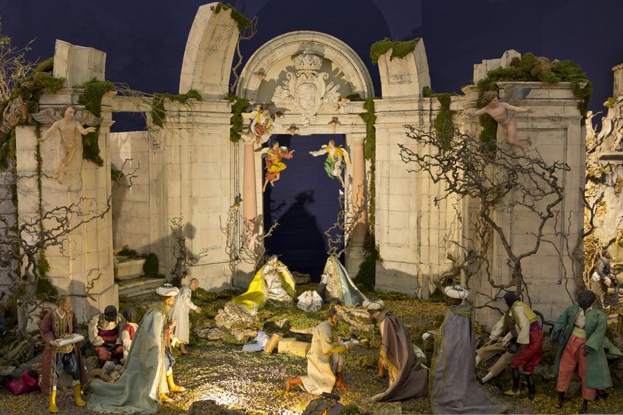 Visitar los Belenes de Madrid, actividad estrella de la Navidad