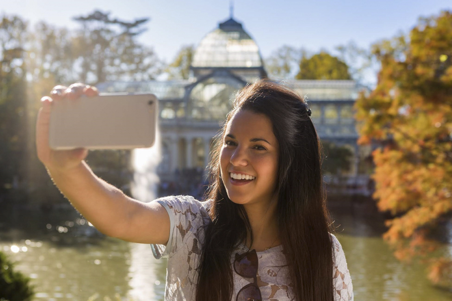 10 places to get a selfie in Madrid
